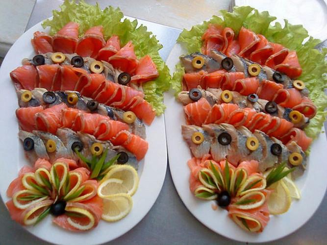 17 крутейших нарезок для праздничного стола: вот как можно подать самые обычные продукты