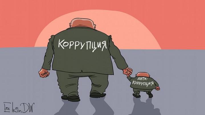 "Коррупционернинг ""шукроналик"" тўйи (фельетон)"